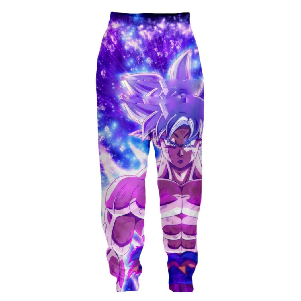 20 Medium Sekuy Trousers 3D Print Anime Dragon Ball Goku Casual Unisex Loose Pants