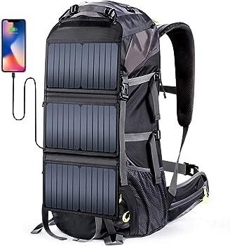 External Frame Hiking Backpack