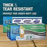 Fresh Step Drawstring Cat Litter Box