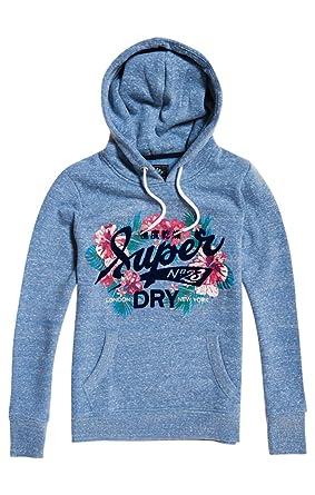 style actuel acheter maintenant code de promo Superdry Sweat-Shirt À Capuche Femme: Amazon.fr: Vêtements ...