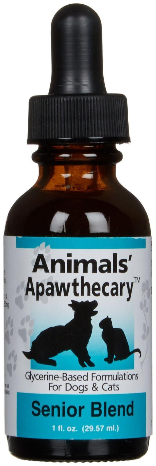 Animal Essentials Inc Apawthecary Senior Blend, 1 fl. oz