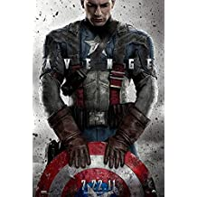 """Captain America (The First Avenger) - (24"""" X 36"""") Movie Poster"""