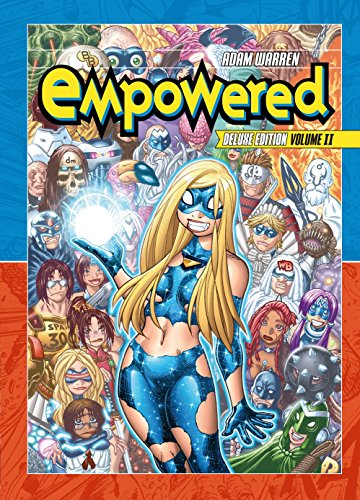 Empowered Deluxe Edition Volume 2 by Dark Horse Books