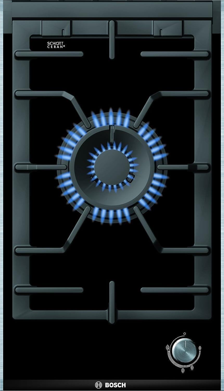 Bosch PRA326B90E hobs Integrado Encimera de gas Negro ...