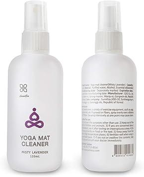 Amazon.com: Sumi Eco - Limpiador de alfombrillas de yoga 100 ...