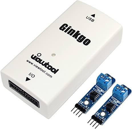 ViewTool Ginkgo USB to CAN Interface Adapter Support Windows//Linux//MAC//Android//Raspberry Pi USB-CAN Analyzer 2500VRMS Isolation Open Source Available