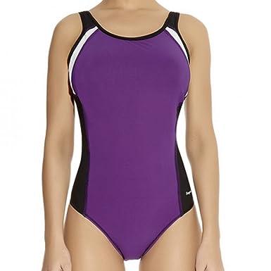 Freya Active - Maillot de bain sport une pièce à armatures Freya Active  RESISTANCE violet  Amazon.fr  Vêtements et accessoires c4230866c4c1