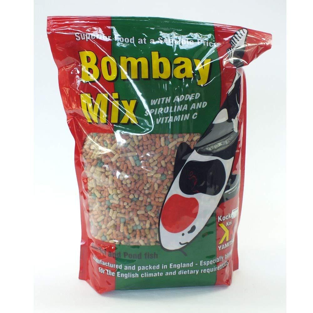 10KG Kockney Koi Yamitsu Bombay Mix Floating Pellets Sticks Koi goldfish Fish Food 10kg