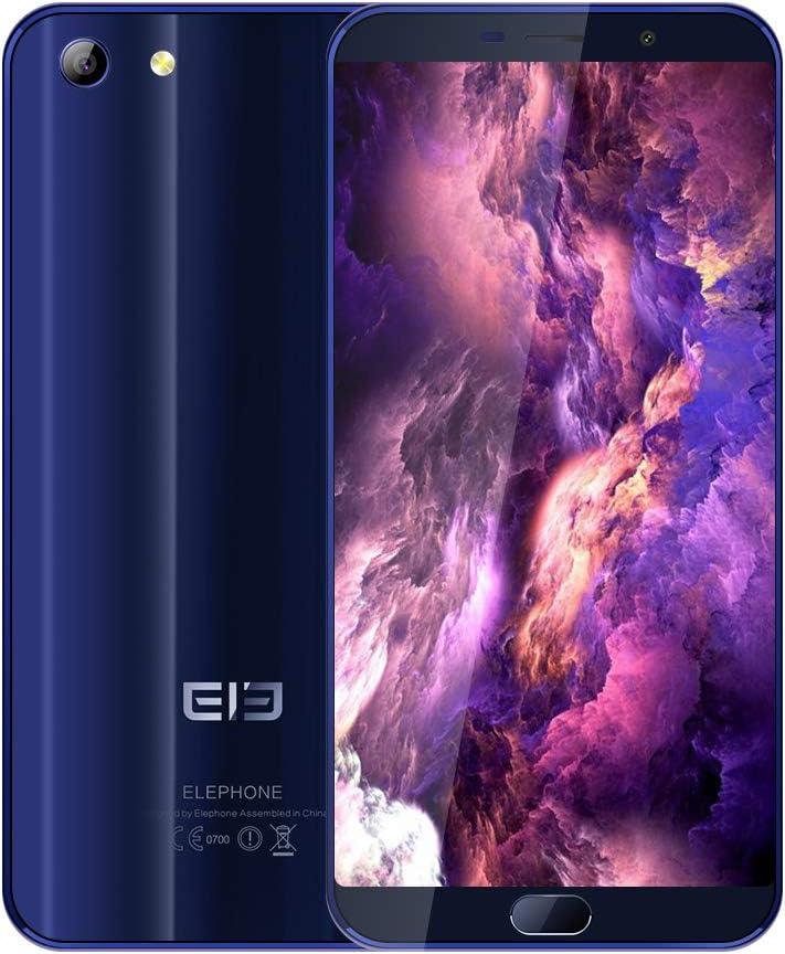Elephone S7 Smartphone 4G LTE 5.5 Pantalla Curva 4GB +64GB 3000mAh ...