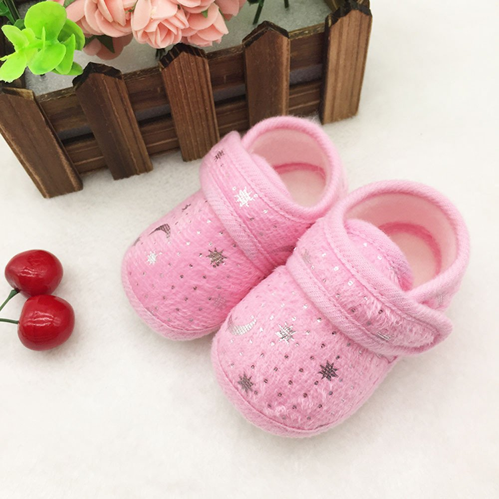 Starry Sky Printed Toddler Anti-Slip Soft Baby Shoes,Outsta Casual Shoes Anti-Slip Design