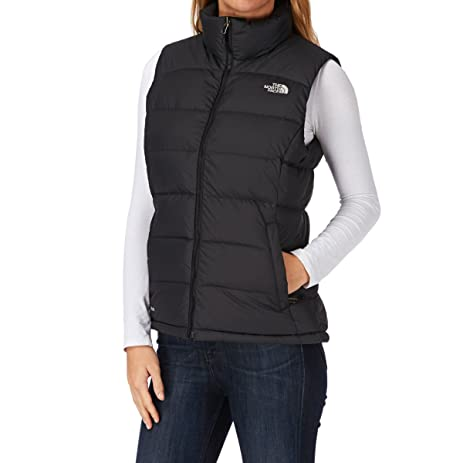 1ac24797a shop north face black nuptse vest womens 3a02a 59086