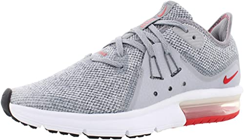 Nike Air Max Sequent 3 (GS), Chaussures d'Athlétisme garçon