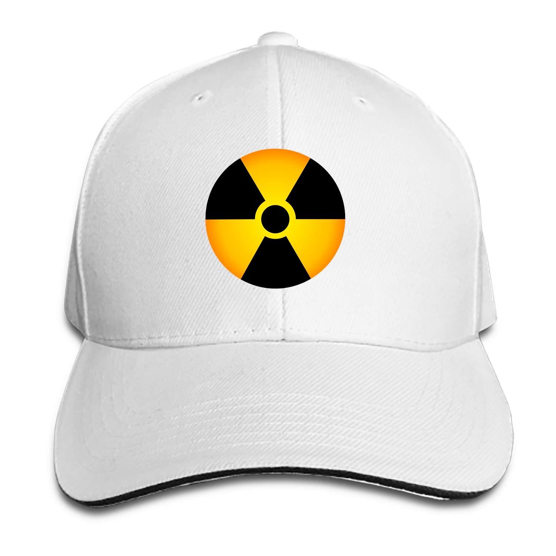 Radiation Symbol Men