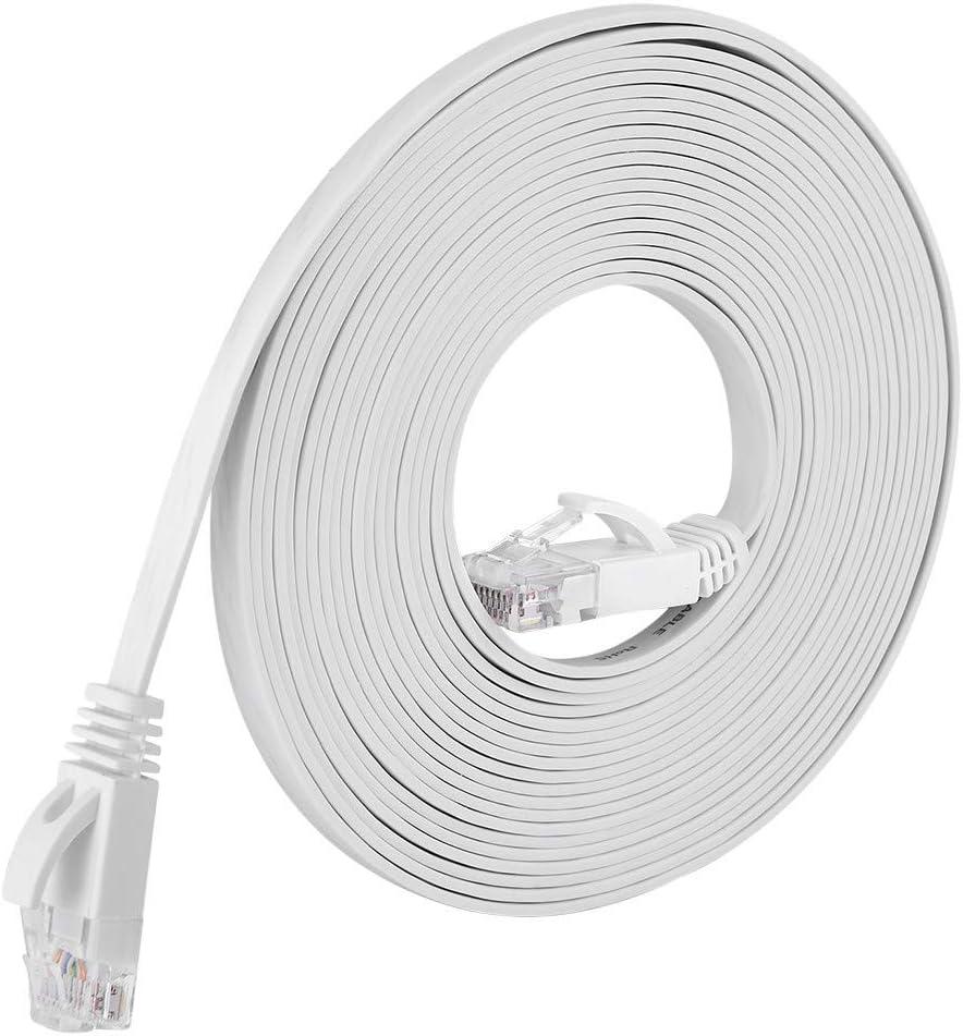 Hey Caterpillar Cat 6 Ethernet Cable Flat Internet Amazon Co Uk Electronics