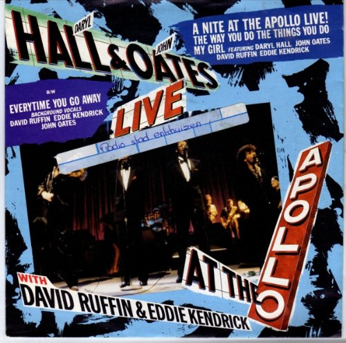 Oates Live at the Apollo