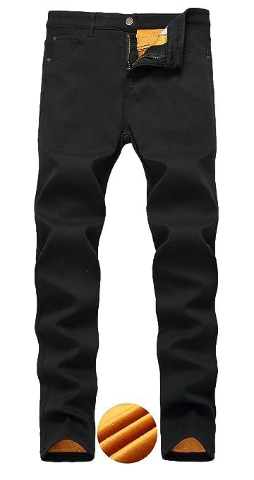 3 Pantalones De Hombre Con Forro Polar Para Usar En Invierno La Opinion