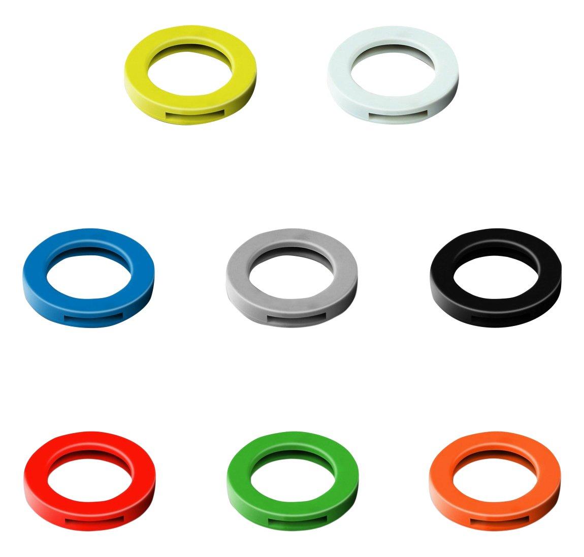 Brinox b500740–Anello portachiavi chiave multicolore