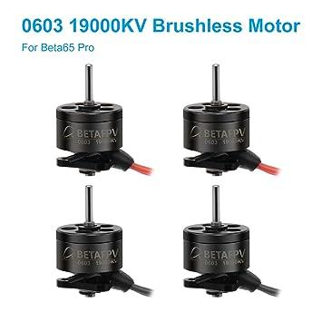 BetaFPV 0603 1S 19000Kv Brushless Motors