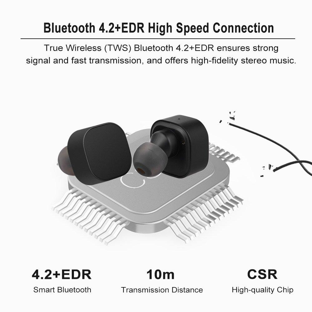 Docooler K3 Dual Tws True Wireless Bluetooth Elektronik Circuit Diagram Fidelity