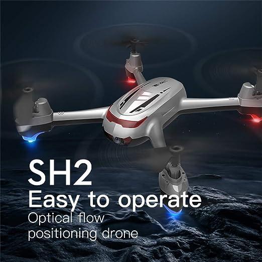 Alt Verano de 2.4 G 6 Ejes dron con WiFi FPV 1080P Cámara, 5MP ...