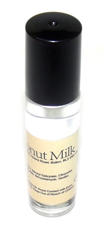 Al Aneeq Coconut Milk Fragrance Long Lasting Perfume Oil - 10ml