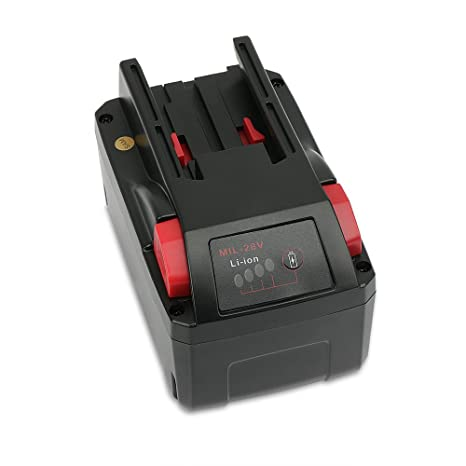 AKKU 28V 3000mAh Battery für AEG Milwaukee V28BS V28BS//0 V28JSB V28SX V28MS