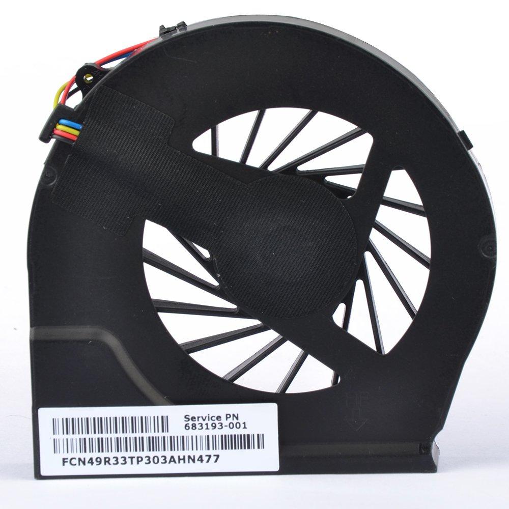 Cooler para HP PAVILION G7-6000 series  para part number 683193-001