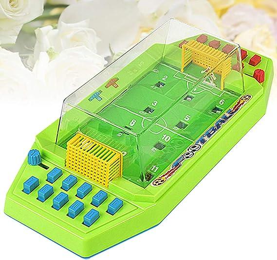 TOYANDONA Mini Juego de Fútbol de Mesa Dos Jugadores de Escritorio ...