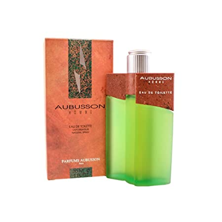 Aubusson Homme Eau de Toilette Spray for Men, 1.0 Fluid Ounce