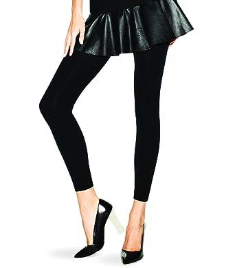 35464590ba103 No Nonsense Women's Great Shapes Opaque Footless Tight at Amazon ...