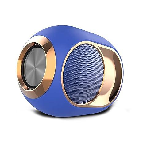 XIAOFLYI Altavoz Bluetooth Altavoz inalámbrico portátil ...
