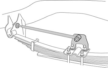 Tuff Country 20995 Traction Bar