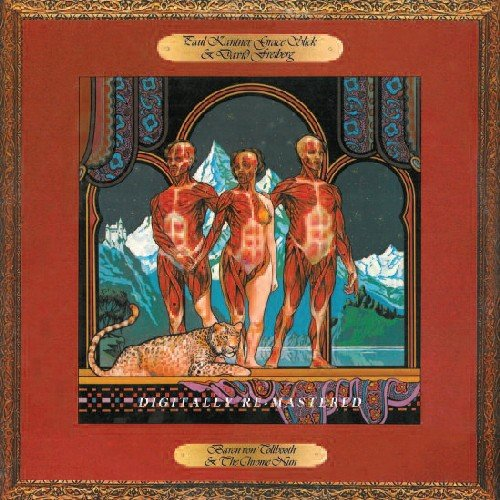 Baron Von Tollbooth And The Chrome Nun /  Paul Kantner/Grace Slick/David Freiberg