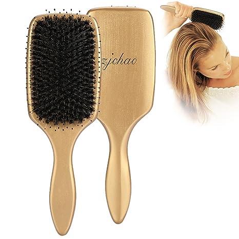 Peine del masaje antiestático cepillo de pelo peinado la circulación sanguínea, masaje sano del cuero