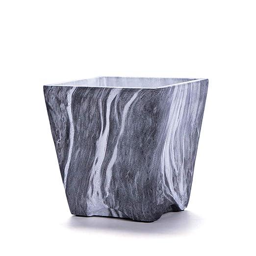 Gran capacidad Cubos de basura de mármol minimalistas de ...