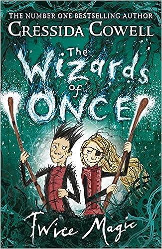 Risultati immagini per cressida cowell books the wizard
