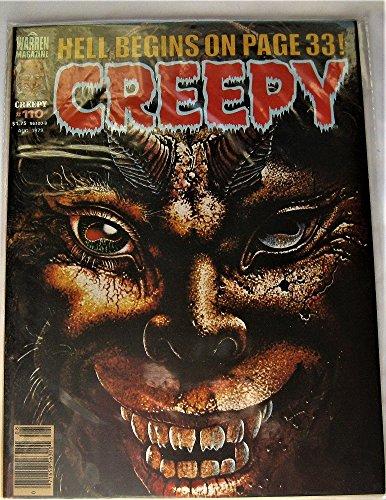 Creepy #110 August 1979