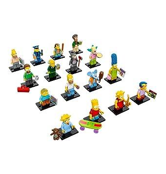 Serie Lego Minifiguras Lego 71005 Simpsons rdBCxoe