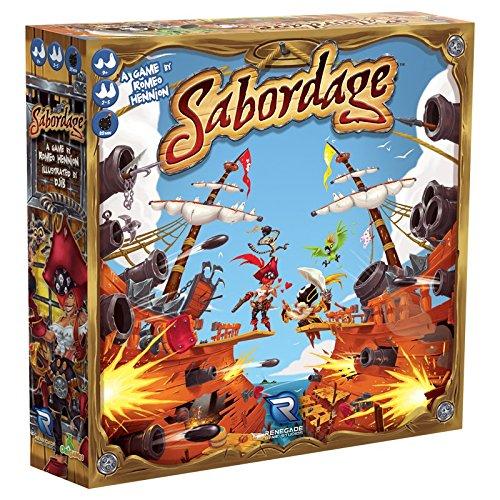 Renegade Game Studios rgs00800 - sabordage: Amazon.es: Juguetes y ...