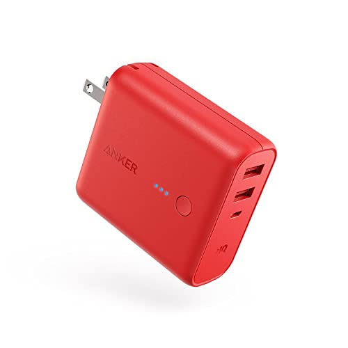 Anker PowerCore Fusion 5000 レッド