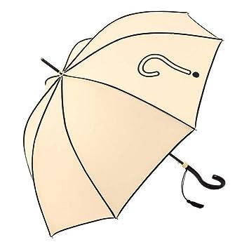 Paraguas mujer largo de 61cm Joy Heart interrogante