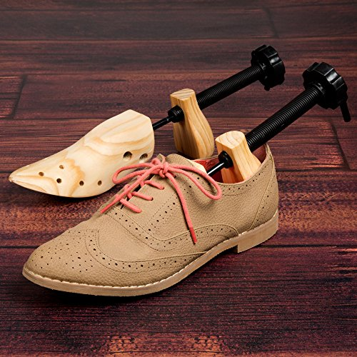 Bluestone 2-Way Shoe Stretchers - Women's Set of 2 - - Inch Stretcher 3 Pad