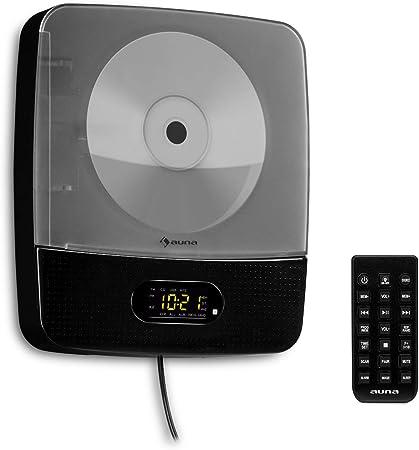Auna Vertiplay Cd Player Bluetooth Ukw Radio Elektronik