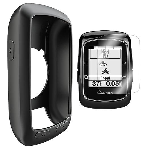 4 opinioni per Garmin Edge 800 810 /Approach G6 G7 Custodia in silicone + Screen Protector,