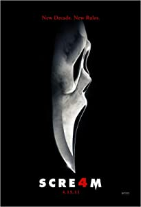 Scream 4 Movie Poster 24 x 36 Inches Full Sized Print Unframed Ready for Display