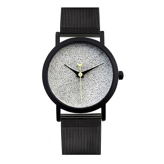Reloj adolescente/clásico/profundo/estrella crescent/reloj de señoras de segunda mano