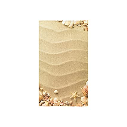 Personalizado verano playa toallas de Yoga y de casa de baño y toallas de baño Facewash