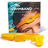 iSwimband Personal Drowning Detection System for iOS (Sunfish Yellow)