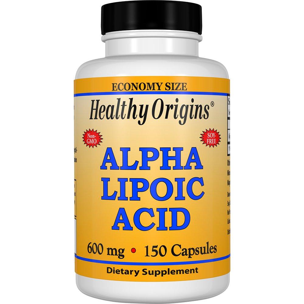 海外直送肘 Alpha Lipoic Acid, 600 Mg, 150 Caps B001ES6XN0