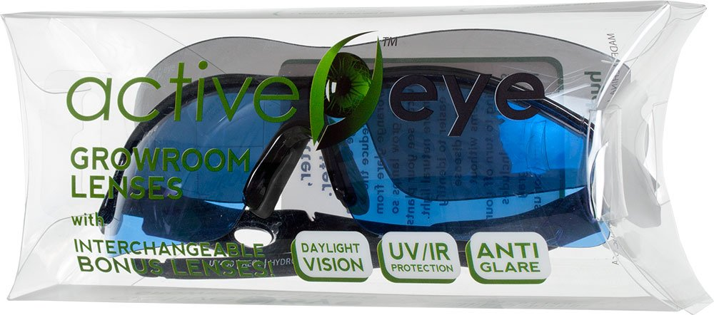 Amazon.com : Active Eye AEGL Growroom Glasses : Plant Germination Equipment : Garden & Outdoor